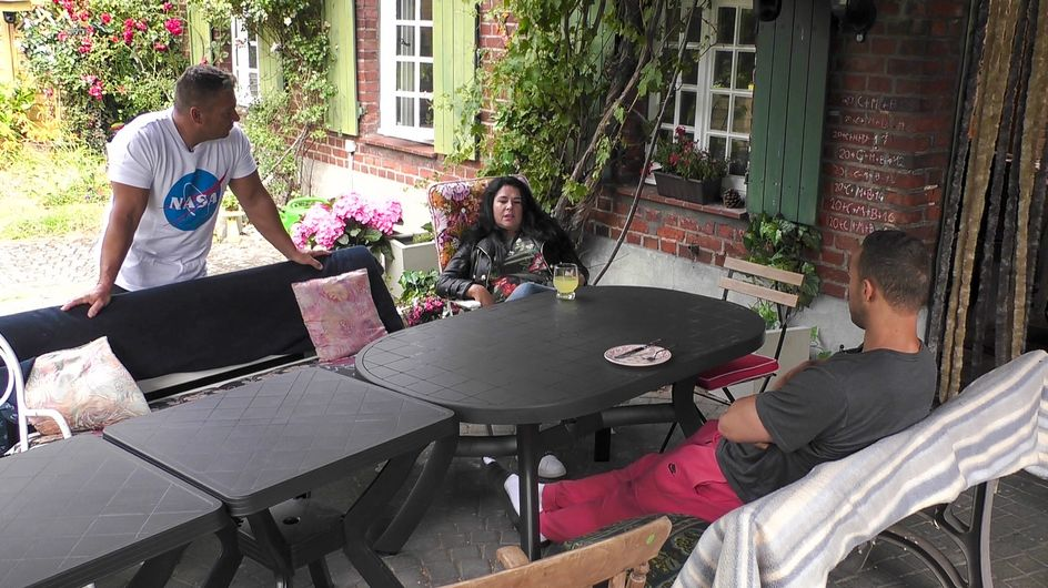 Sommerhaus der Stars: Iris und Peter sprechen über nicht gezeigte Szenen