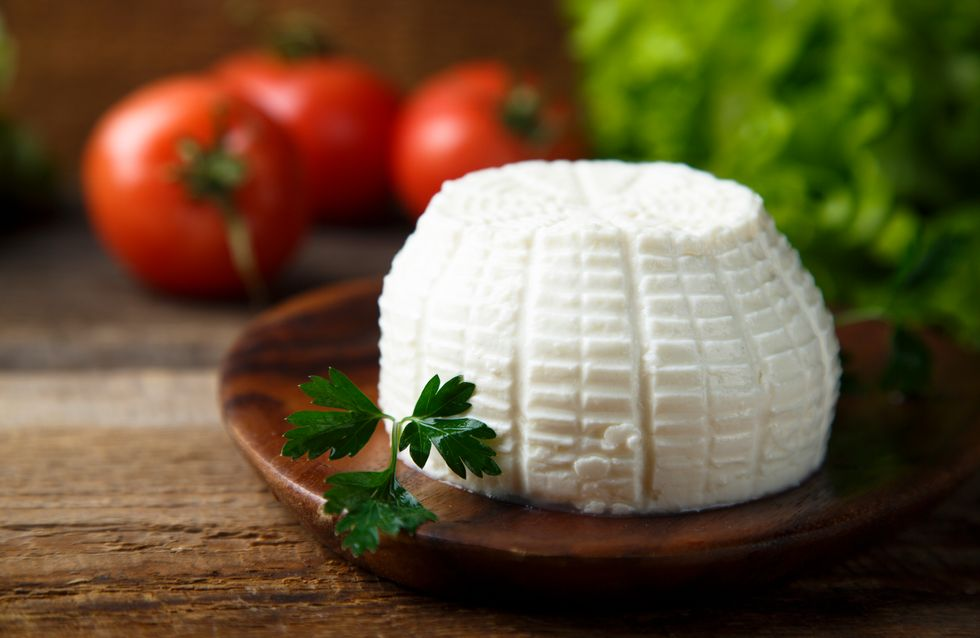 Ricotta in gravidanza: è tra i formaggi consentiti?