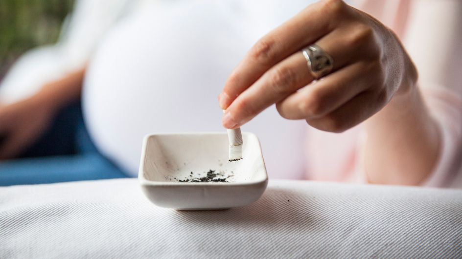 Le placenta garde des traces du tabagisme (maternel) longtemps après l'arrêt du tabac