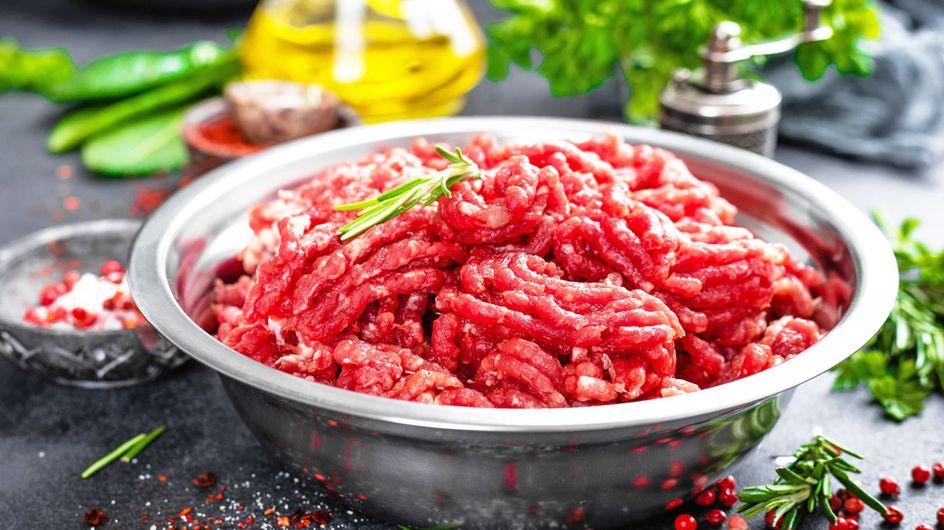 7 erreurs à éviter lorsque vous cuisinez de la viande hachée