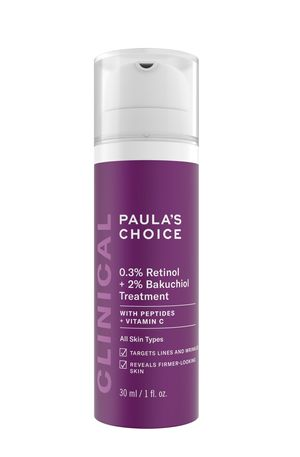 Treatment Clinical 0,3% Retinol + 2% Bakuchiol, 61 €, Paula's Choice Skincare