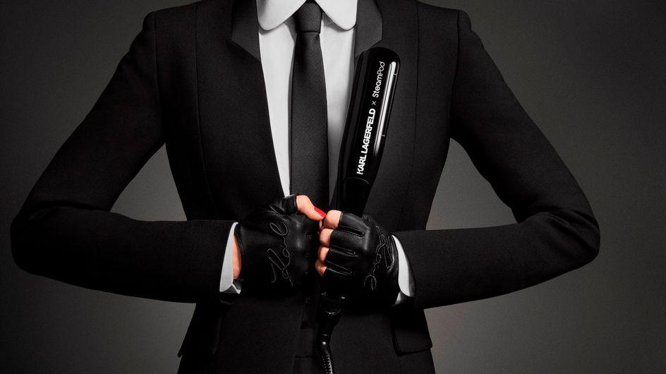 Steampod x Karl Lagerfeld, la collab' la plus élégante du moment