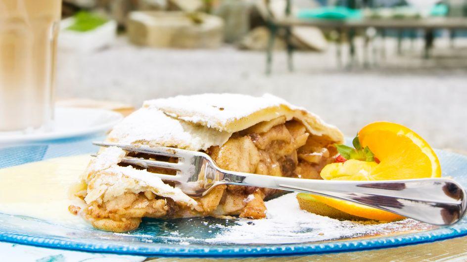 Apfelstrudel nach Wiener Art: Weltbestes Rezept!