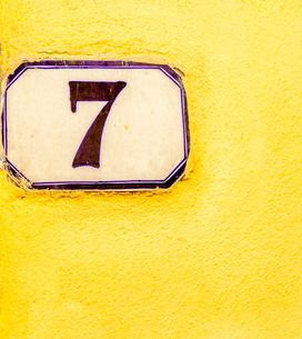 Numero 7: il significato del numero della completezza