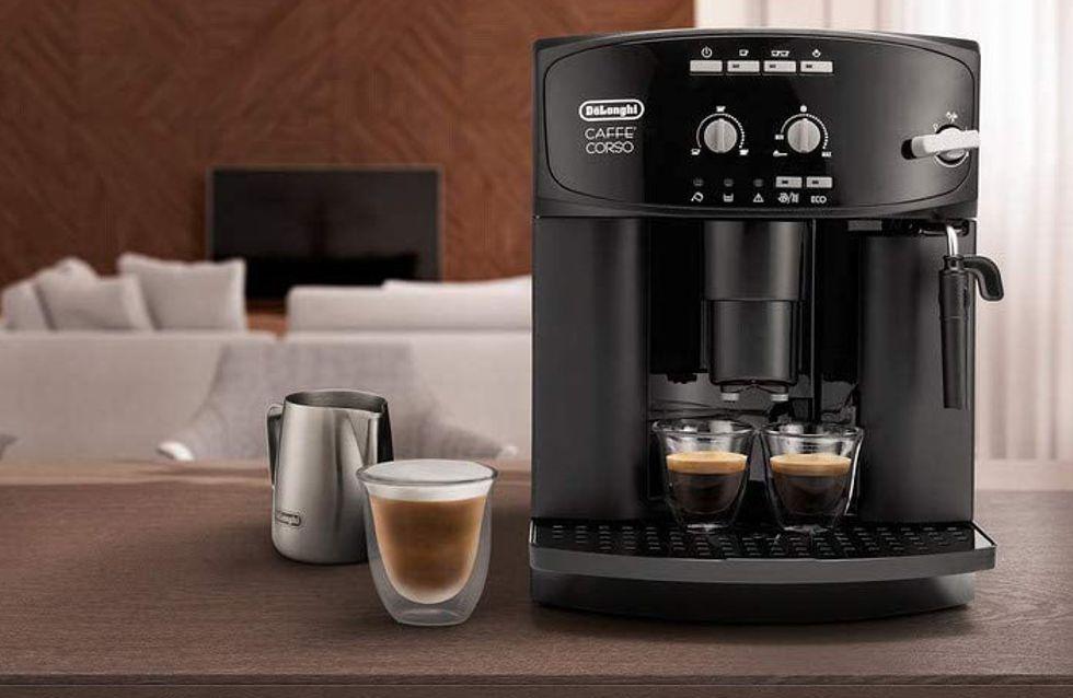Prime Days: Kaffeevollautomaten von Top-Marken stark reduziert
