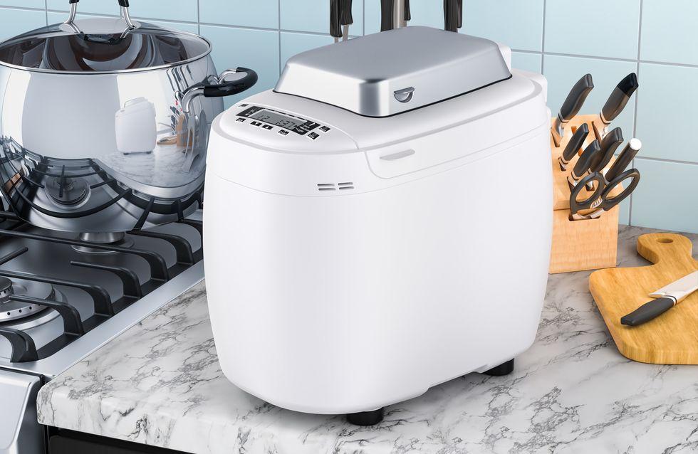 Prime Days : -39% sur la machine à pain Panasonic
