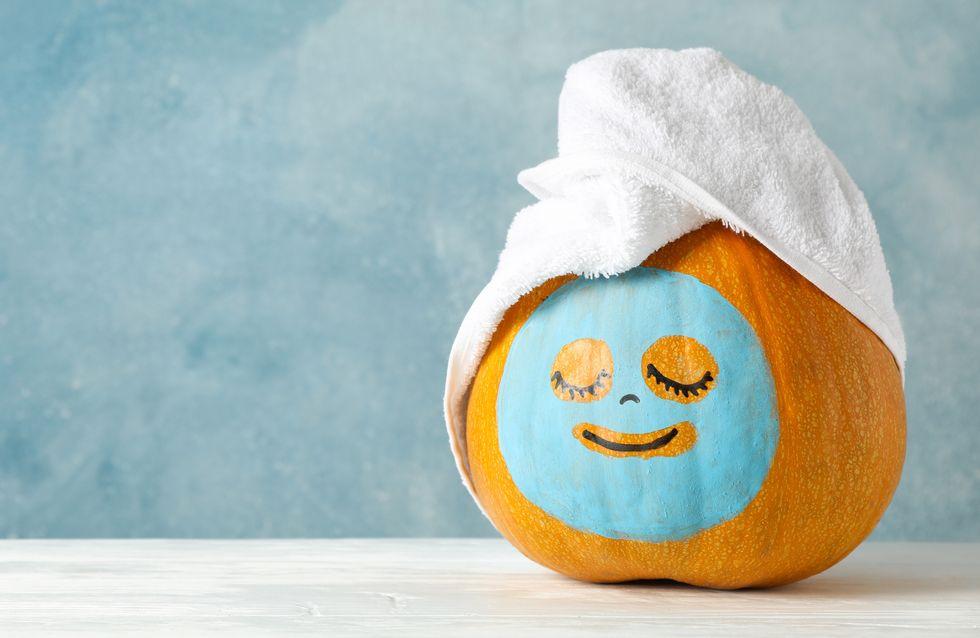 Masque à la citrouille : 7 recettes maison à tester cet automne