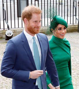 Le Time Magazine dévoile un portrait inédit de Meghan et Harry