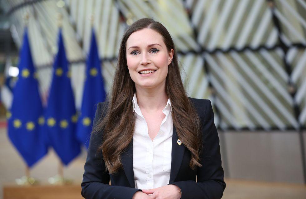 Sanna Marin, Première ministre finlandaise, victime de sexisme à cause d'un décolleté