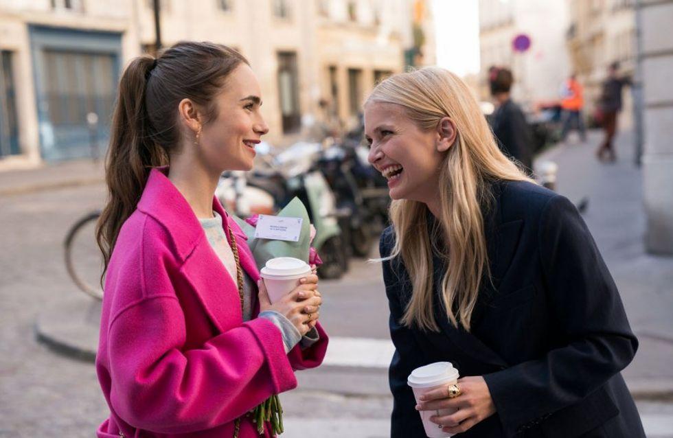 Emily in Paris : 5 pièces mode canon qu'on lui copie, mais à petits prix !