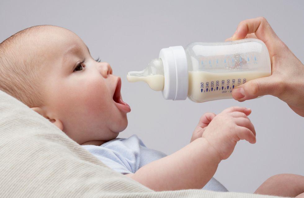 Sélection bébé : Top 8 des biberons anti-coliques