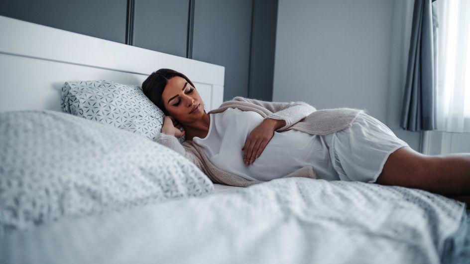 Schlafstörungen in der Schwangerschaft: Woher sie kommen und was du tun kannst