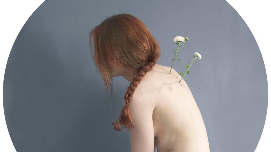 """Photo : Marion Saupin reçoit le prix aufeminin pour le concours """"La beauté de l'étrange"""""""