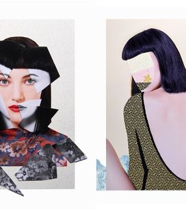 Collagen-Kunst: Anleitung für coole DIY-Bilder