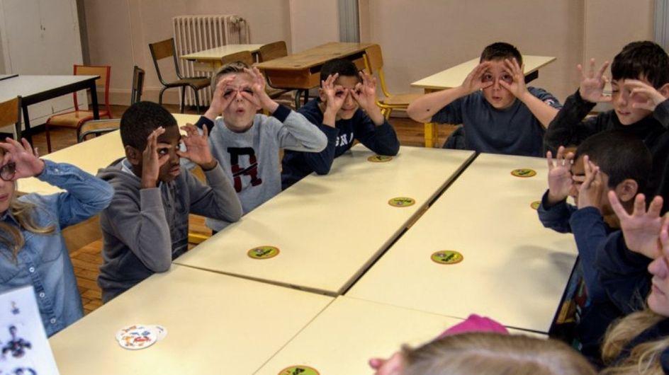 École inclusive : Handi'Mallette, une initiative pour sensibiliser les enfants au handicap