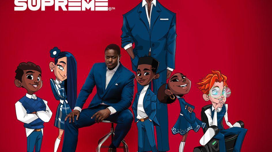 Un créateur de films d'animation transforme les enfants handicapés en super-héros