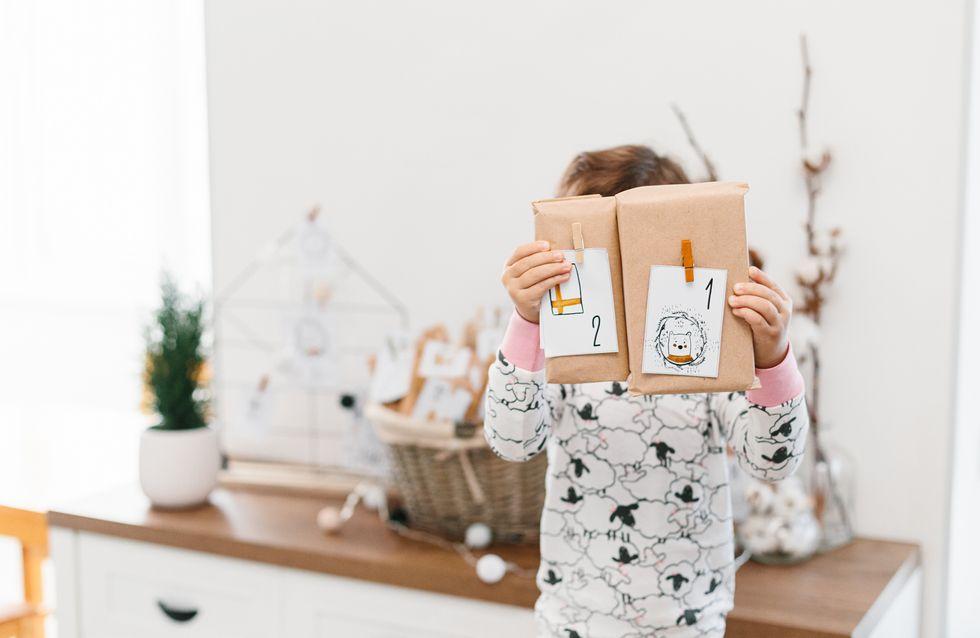 Adventskalender selber füllen: Da machen Kinder große Augen