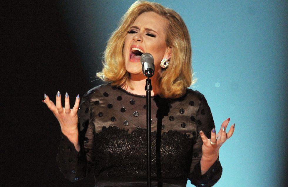 Neuer Schlank-Look: Adele begeistert die Fans mit TV-Auftritt
