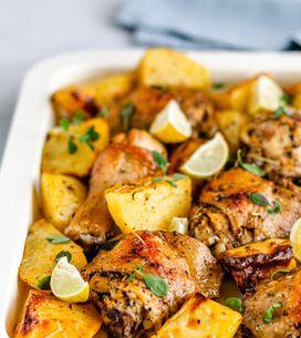 Knusprige Kartoffeln vom Blech: Drei super leckere Variationen
