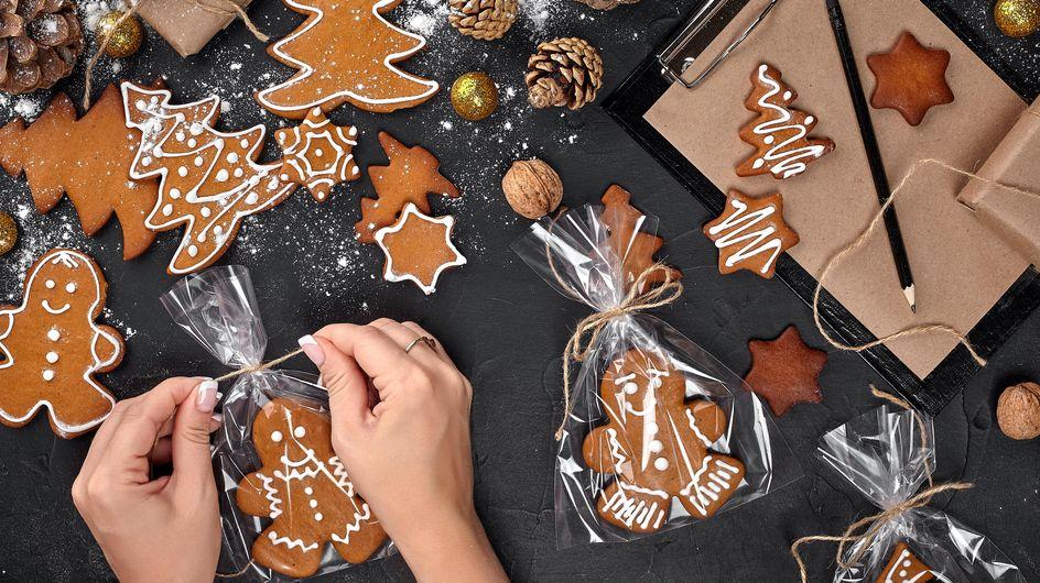 J-10 : Préparation des biscuits de Noël