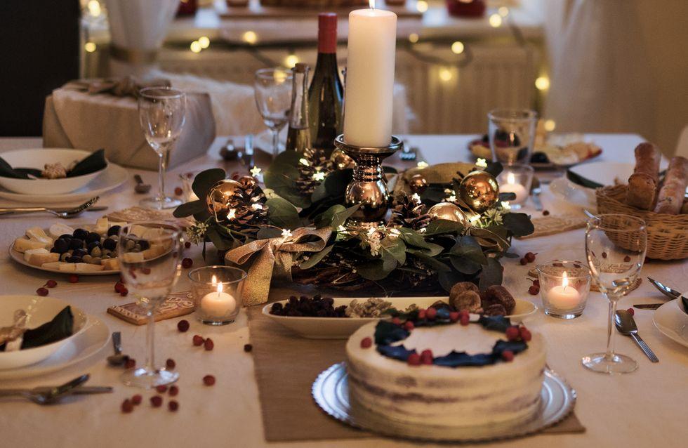 Menu de Noël : nos conseils pour l'élaborer facilement