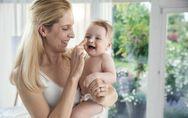 Baby Care: i benefici del massaggio del bebè