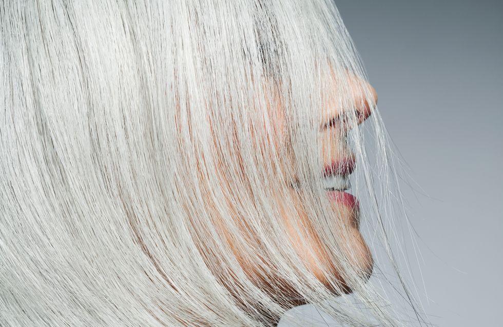 Cheveux blancs, quelles sont les causes d'un blanchissement précoce?