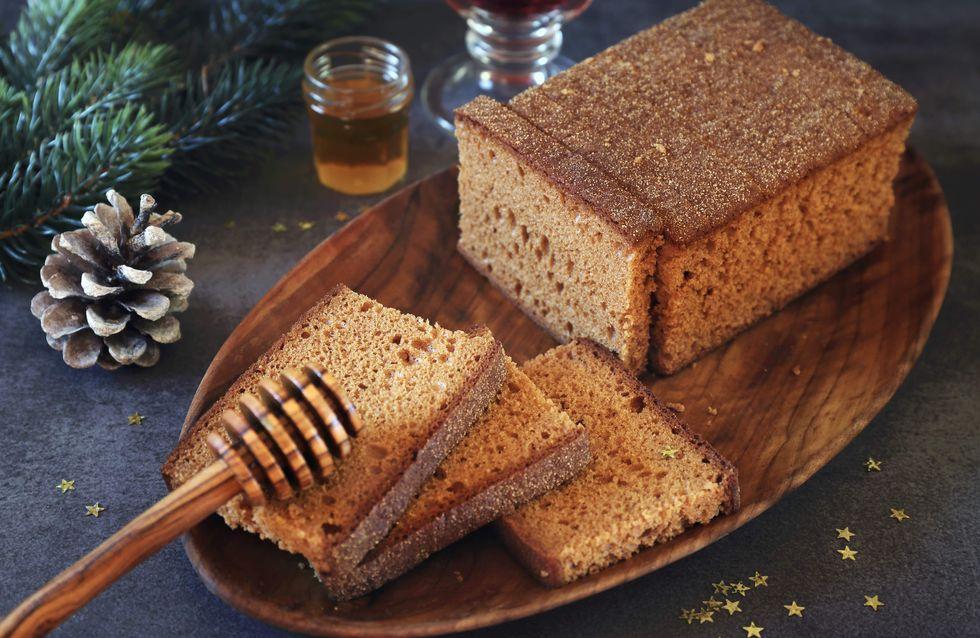 Apprenez à réaliser un pain d'épices maison
