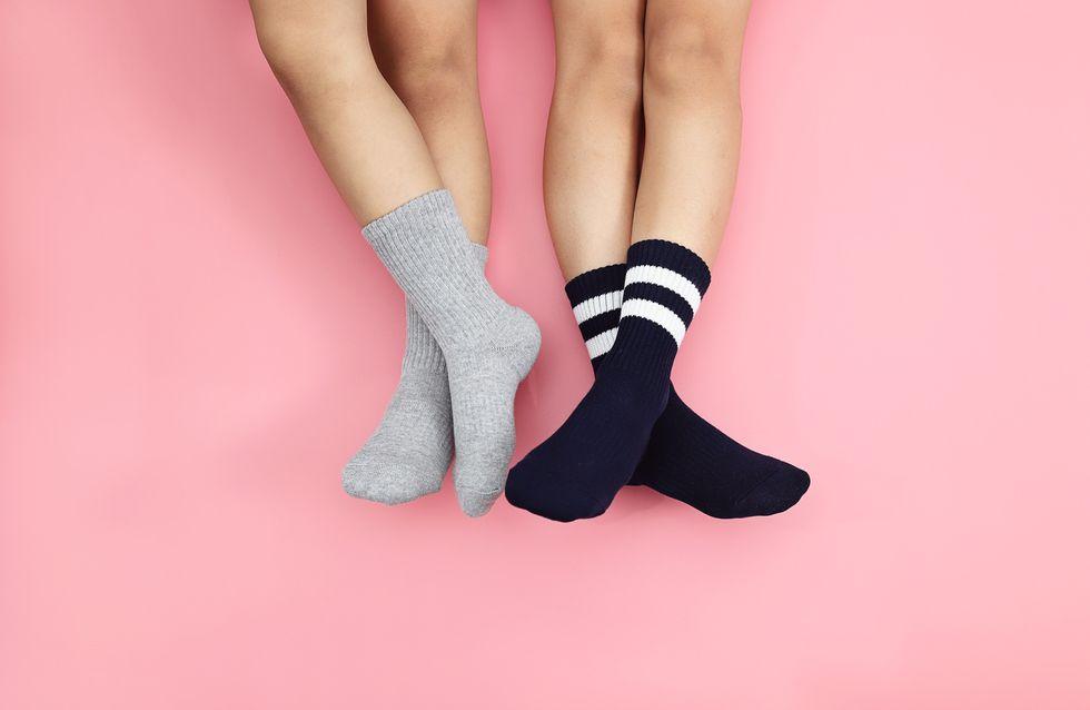 Socken waschen: Das sind die wichtigsten Pflegetipps