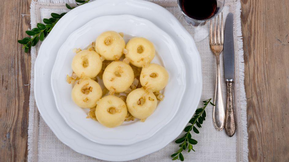 Schlesische Klöße: So lecker! Einfaches Rezept für Kartoffelklöße