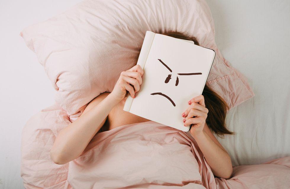 Sbalzi d'umore durante le mestruazioni: consigli e rimedi