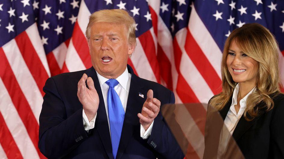Élection américaine : Donald Trump revendique sa victoire