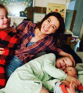 Caterina Scorsone (Grey's Anatomy) se confie sur sa fille, atteinte de trisomie