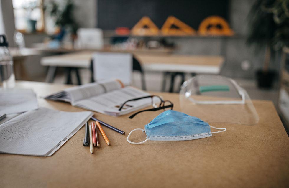 Protocole sanitaire à l'école : la crainte de la déscolarisation est plus forte que celle du Covid pour certains parents