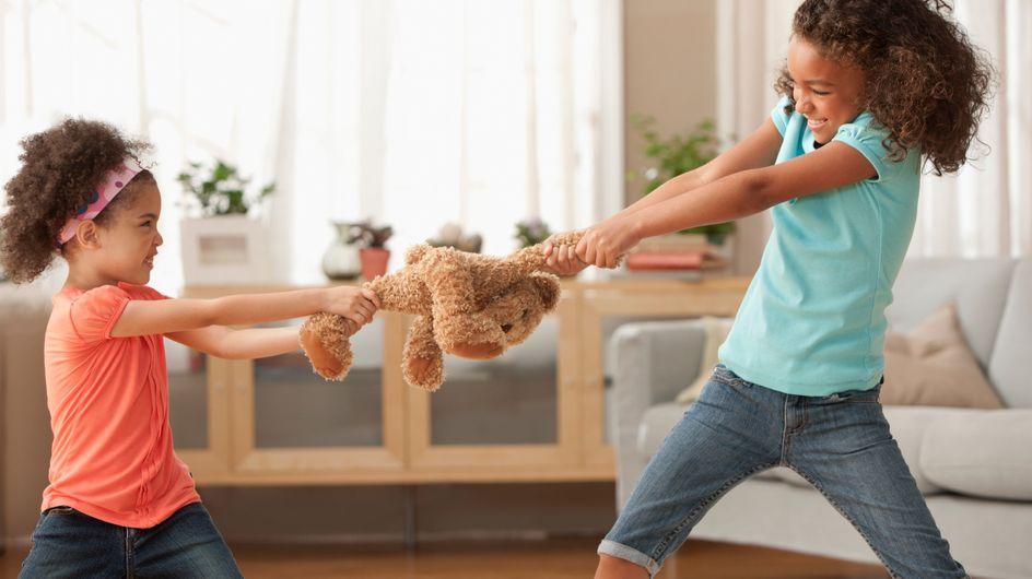 Avoir un frère ou une soeur peut faire de votre enfant une meilleure personne