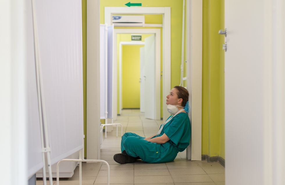 Personnel soignant : cette infirmière lance un appel viral à celles et ceux qui ne croient pas au coronavirus