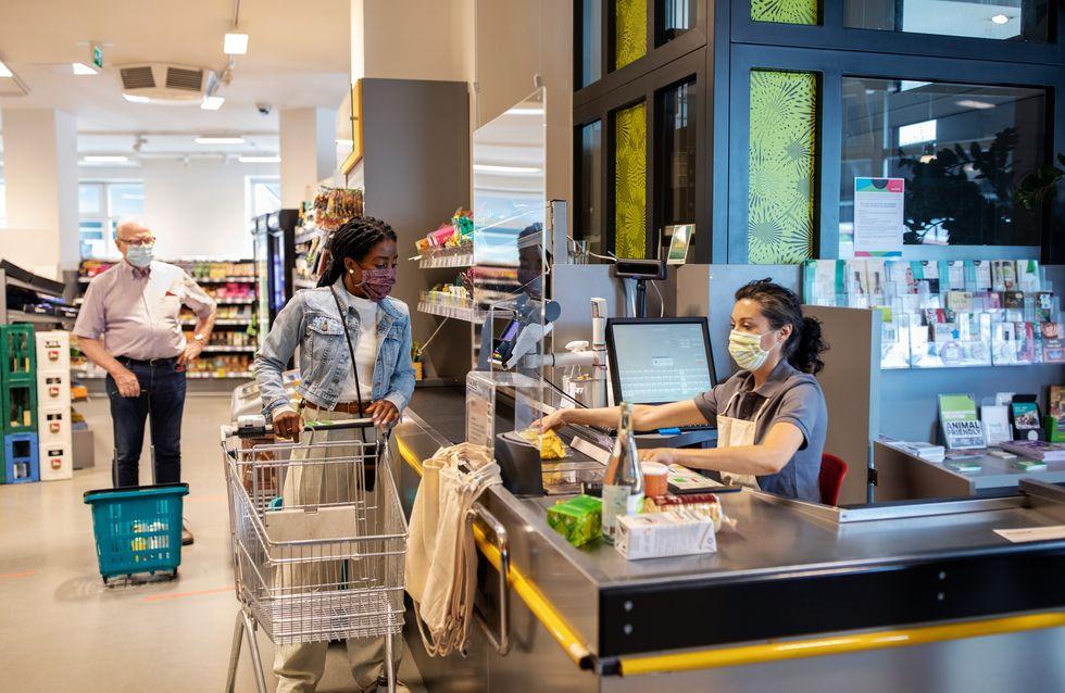 Confinement : la bonne idée d'Intermarché pour aider les petits commerçant.e.s