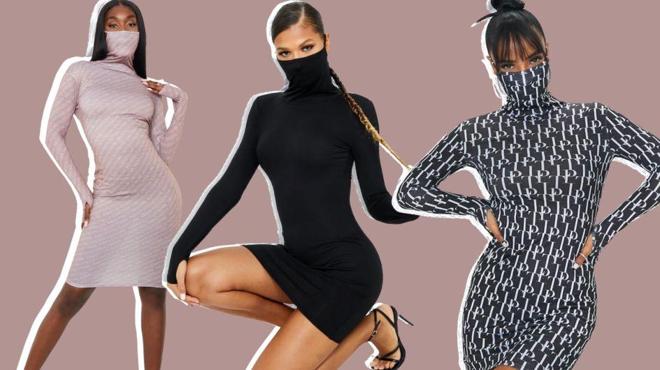 La robe-masque va-t-elle devenir la pièce mode de demain ?