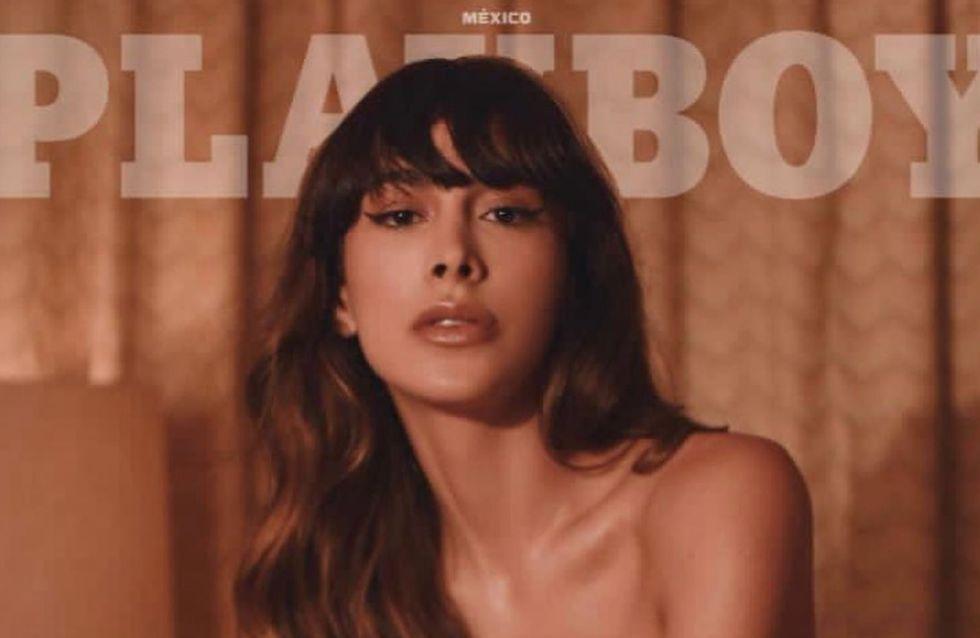 Victoria Volkova, première femme trans à apparaître sur la couverture du Playboy mexicain