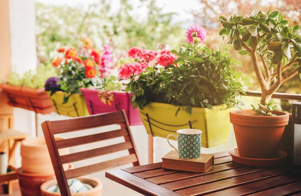 Arredare un balcone piccolo: tante grandi idee e consigli per un spazio ridotto ma delizioso della casa