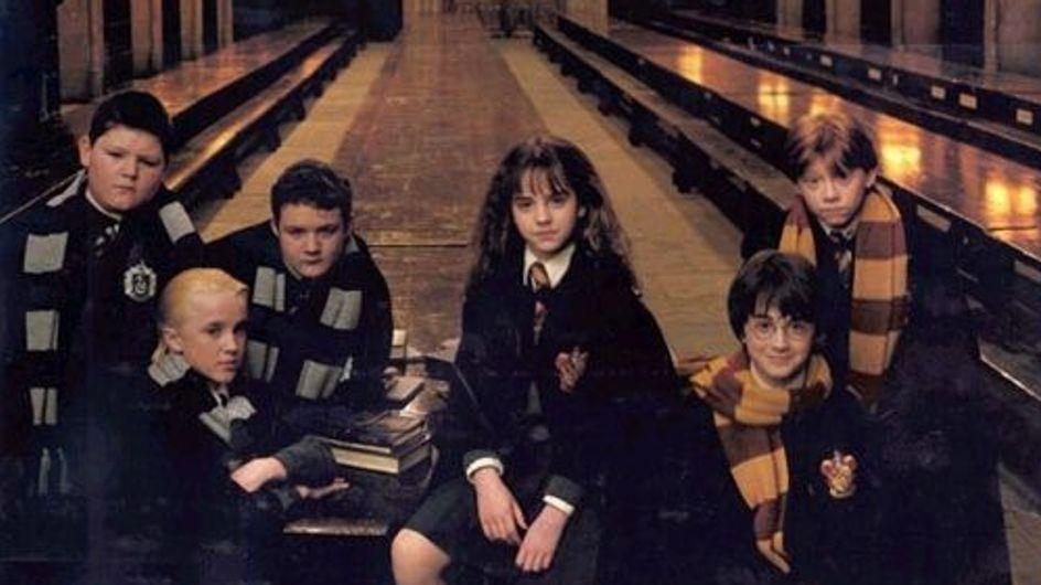 Torna la maratona Harry Potter in tv!