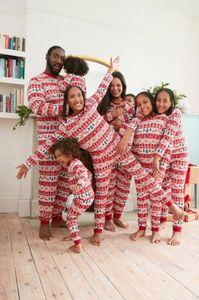 Pyjama à motif jacquard