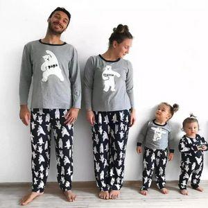 Pyjama à ours polaire