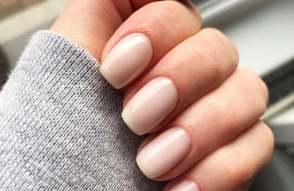 Les milky nails : la manucure tendance à tester d'urgence