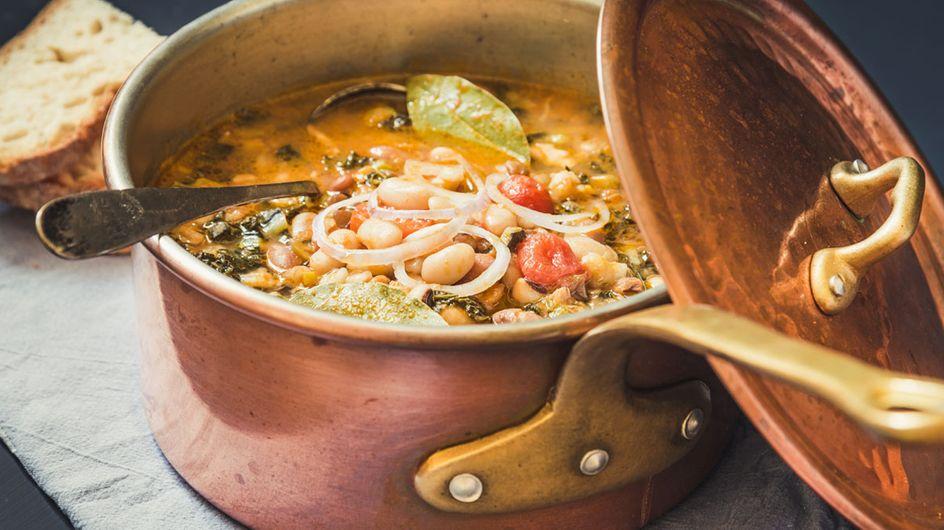 Herbstessen: 3 wärmende Gerichte für Regentage