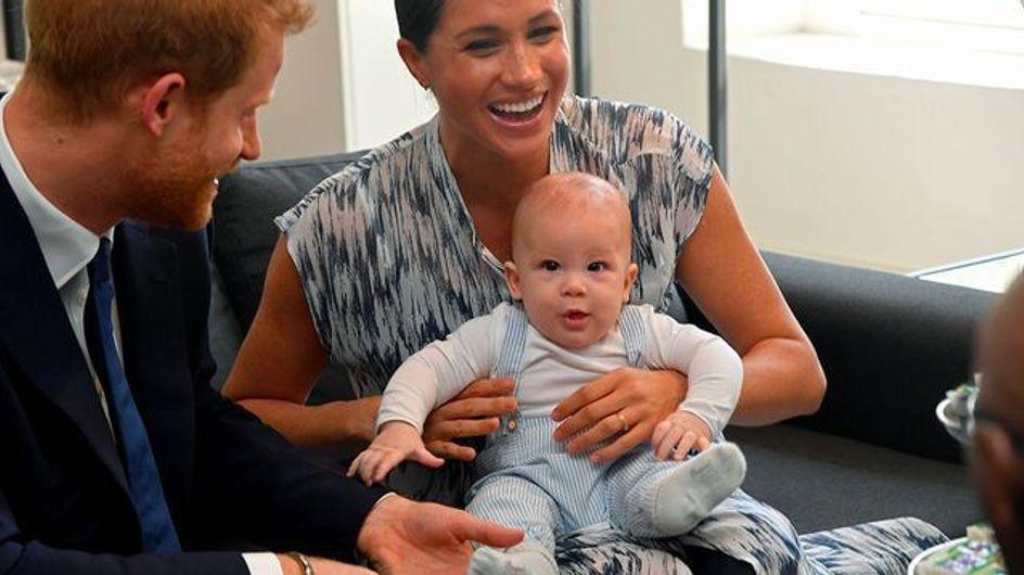 Prince Harry : il offre à son fils l'enfance qu'il a toujours voulu