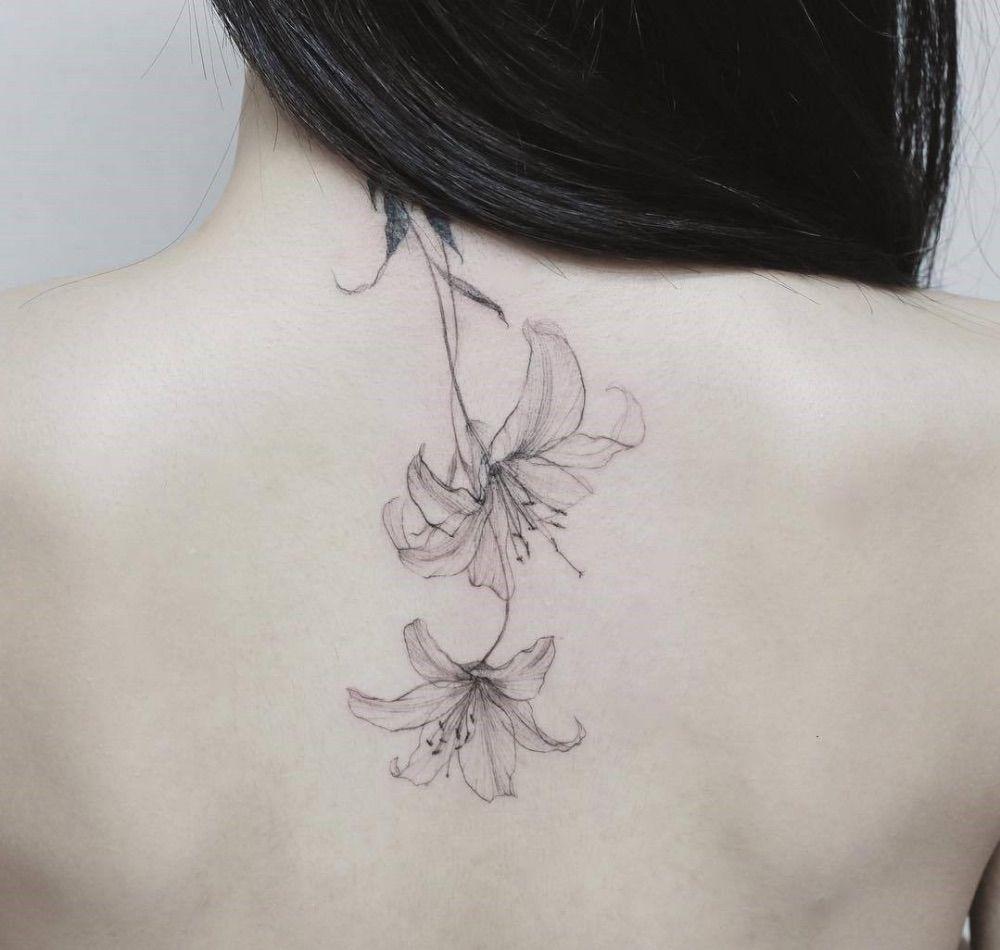 Tatouage Fleur De Lys On Vous Dit Tout De Ses Significations
