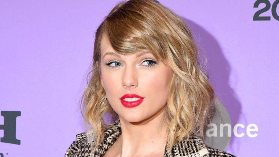 Taylor Swift n'est plus blonde (et ça lui va trop bien)