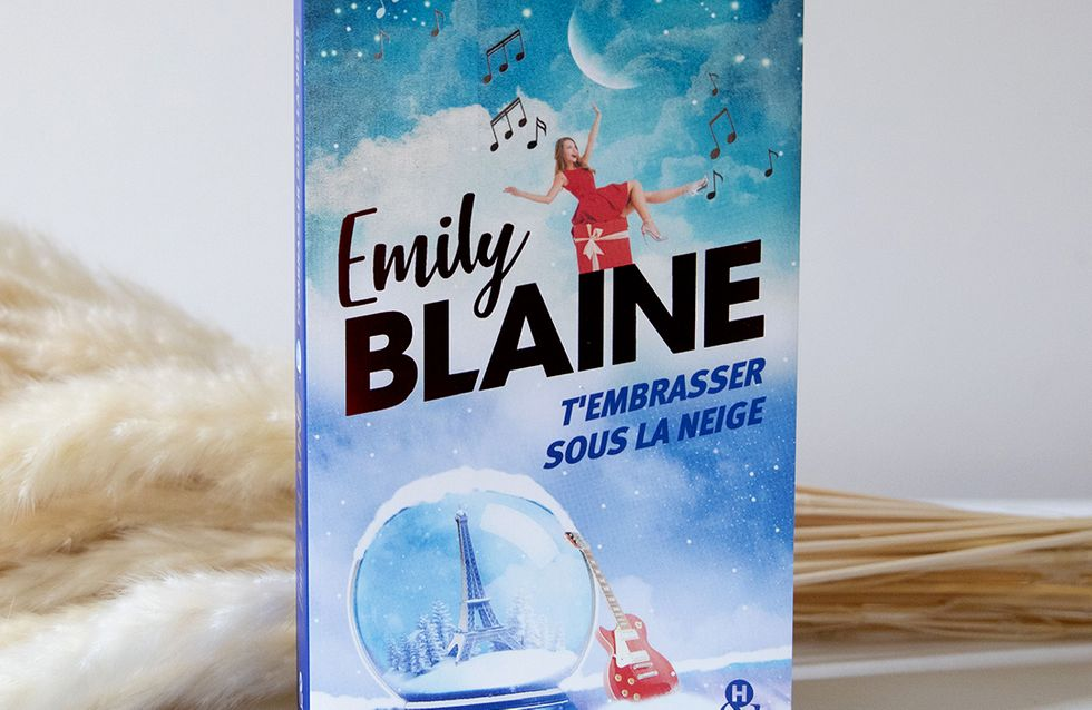 T'embrasser sous la neige, le livre chouchou de votre hiver