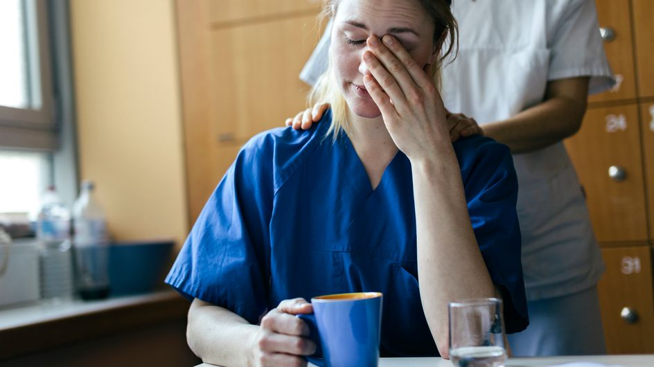 Coronavirus : 1 médecin sur 2 en burn-out